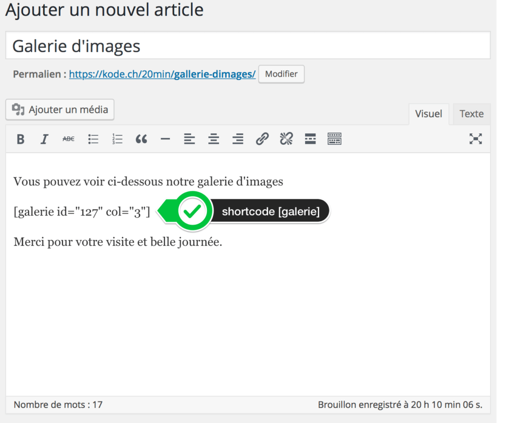 Ajouter_un_nouvel_article_‹_20_minutes_—_WordPress